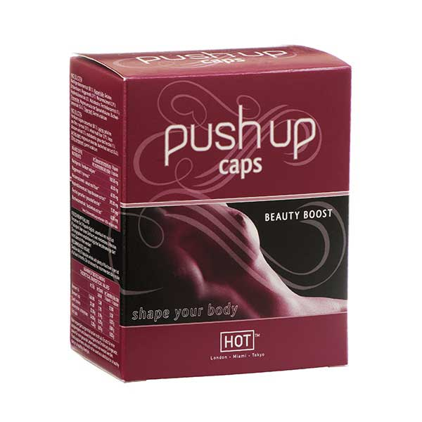 Pilules volume seins - Push-up Caps (90 capsules)