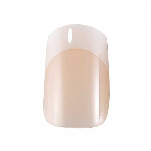 Maquillage - Faux ongles French Large pour travestis