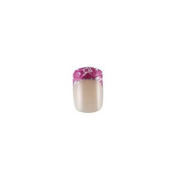 Maquillage - Faux ongles idyllic rose pour travestis