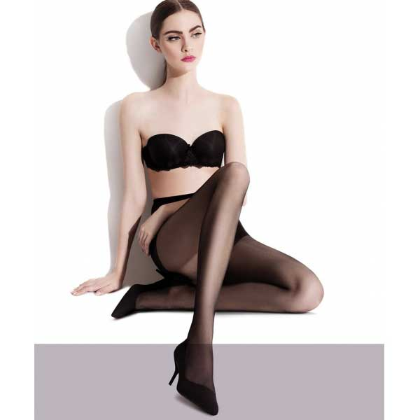 Lingerie sexy - Collants Lili Couleur Peau