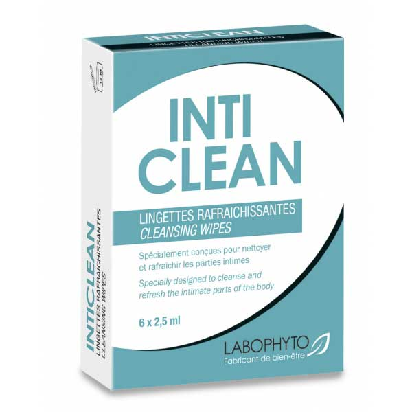 Sextoys - IntiClean Lingettes Nettoyantes