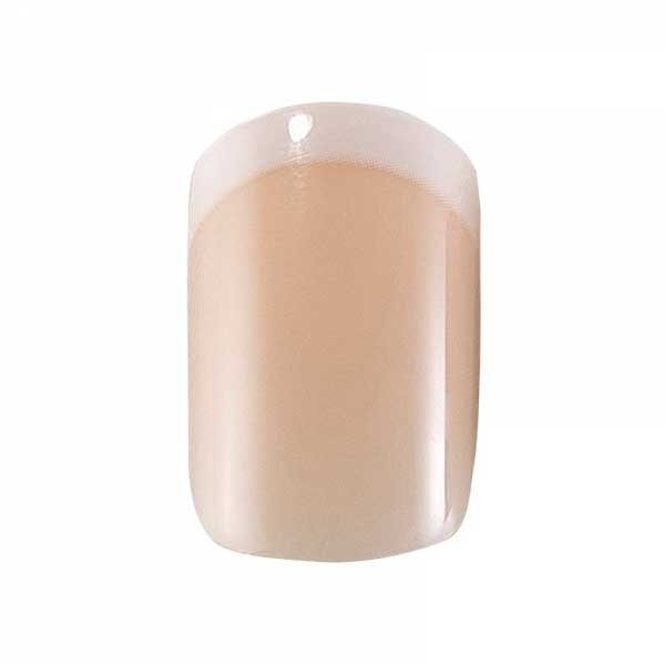 Maquillage - Faux ongles French Fine pour travestis