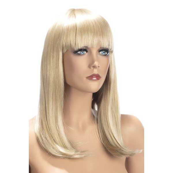 Perruques - China Doll blonde Longue