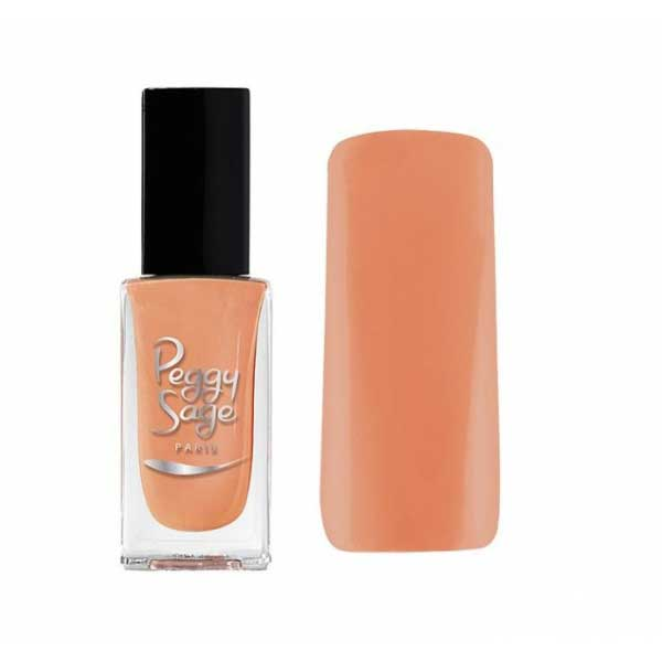 Maquillage - Vernis Orange Je t'aime