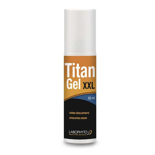 Stimulants - Titan Gel (60ml)