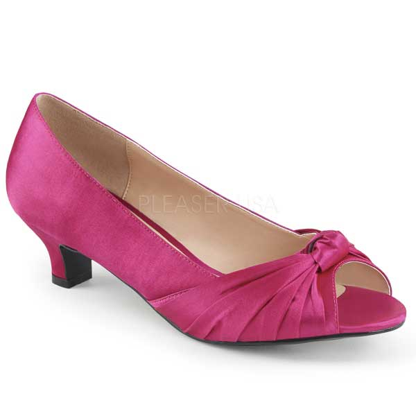 Chaussures - Chaussures roses petits talons