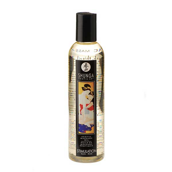 Massage - Huile de massage Stimulation (250 ml)